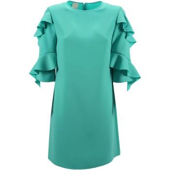 Vêtements Femme Robes courtes Pinko FERRARE 1G12XT 6352 Robe Femme Tiffany vert Tiffany vert