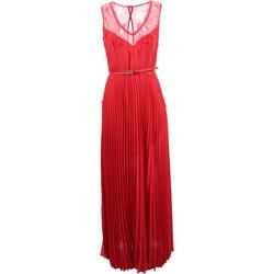 Vêtements Femme Robes longues Nenette ARMELLI Robe Femme Rouge Rouge