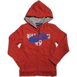 Vêtements Enfant Sweats Napapijri Kids K BIDO sweat-shirt Enfant Rouge Rouge