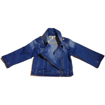 Vêtements Fille Vestes en jean Twin Set GS82TP 1 veste fille bleu bleu