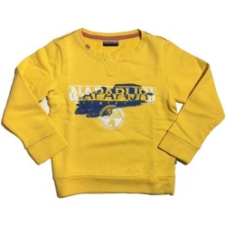 Vêtements Enfant Sweats Napapijri Kids K BOGLY 1 sweat-shirt Enfant jaune jaune