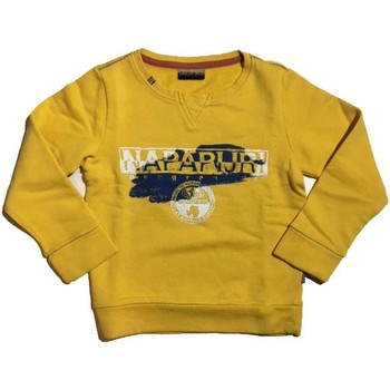 Vêtements Enfant Sweats Napapijri Kids K BOGLY sweat-shirt Enfant jaune jaune