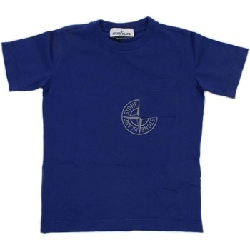 Vêtements Enfant T-shirts manches courtes Stone Island Junior 681621257 T-shirt Enfant royal royal