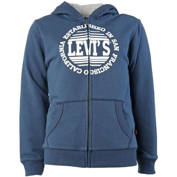 Vêtements Enfant Sweats Levi's Junior NL17017 sweat-shirt Enfant bleu bleu