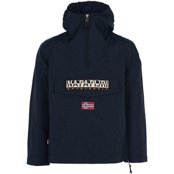 Vêtements Garçon Sweats Napapijri Kids K RAINFOREST SUM 1 veste Enfant bleu bleu