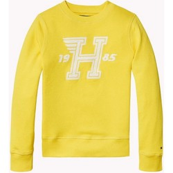 Vêtements Enfant Sweats Tommy Hilfiger KB0KB03822 sweat-shirt Enfant jaune jaune