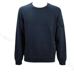 Vêtements Homme Sweats C.p. Company 04CMSS055A 002246G sweat-shirt Homme bleu bleu