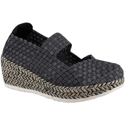 Coco & Abricot V0885A Jeans - Chaussures Espadrilles Femme