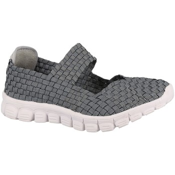 Chaussures Femme Baskets basses Coco & Abricot V0887B Gris