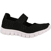 Chaussures Femme Baskets basses Coco & Abricot V0887B Noir