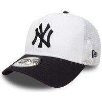 Accessoires textile Casquettes New Era Casquette à filet New York Yankees ESSENTIAL TRUCK Blanc