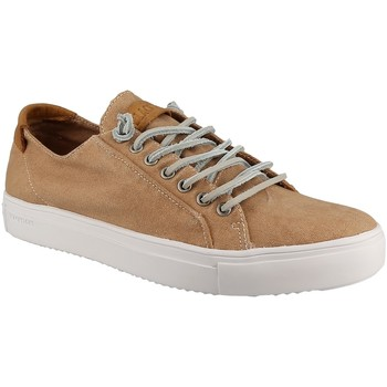 Chaussures Homme Baskets basses Blackstone PM31 taupe
