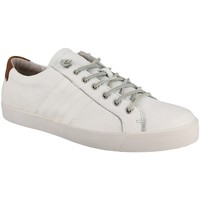 Chaussures Homme Baskets basses Blackstone PM58 blanc