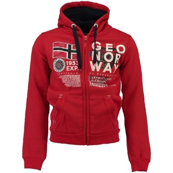 Vêtements Garçon Sweats Geographical Norway Sweat Enfant Gasado Rouge
