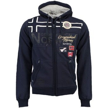 Vêtements Garçon Sweats Geographical Norway Sweat Enfant Garadock Marine