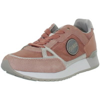 Chaussures Baskets basses Colmar Baskets Femme  Travis Supreme ref_col43518 Rose Rose