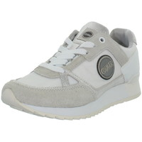 Chaussures Baskets basses Colmar Baskets Femme  Travis Supreme ref_col43519 Blanc Blanc