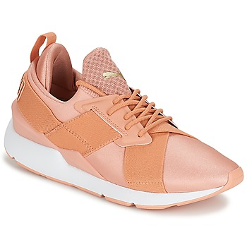 Chaussures Femme Baskets basses Puma PUMA Muse X-Strp St EP W's CORAL