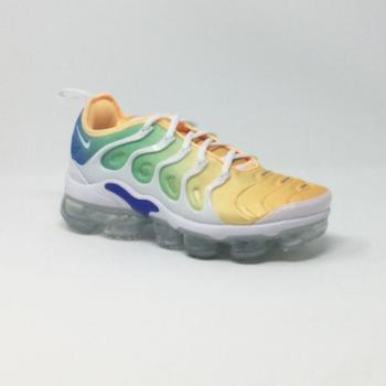Chaussures Homme Baskets basses Nike AIR VAPORMAX PLUS  BLANC/MULTI Multicolor