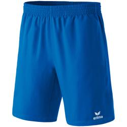 Vêtements Garçon Shorts / Bermudas Erima Short junior  Club 1900 bleu roi