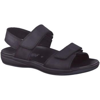Chaussures Sandales et Nu-pieds Mephisto Sandale SIMON Marron Noir