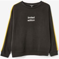 Vêtements Femme Sweats Jennyfer Sweat limited edition noir