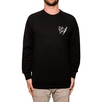 Vêtements Homme Sweats Baron Sweat  Crew Build - Noir Noir