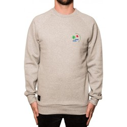 Vêtements Homme Sweats Baron Sweat  Crew Coconut - Gris Gris