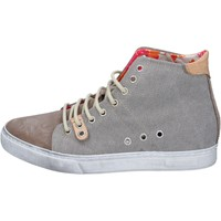 Chaussures Homme Baskets mode Nyon chaussures homme  sneakers beige textile daim BY86 beige