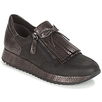 Chaussures Femme Baskets basses Tamaris DIVA Noir