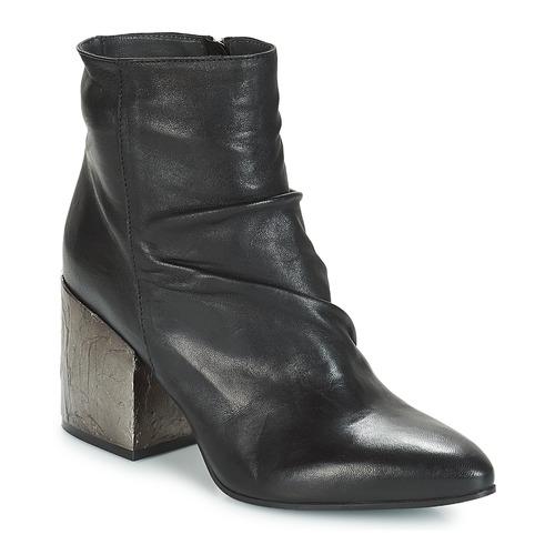 Chaussures Femme Bottines Now BOLOGNA Noir