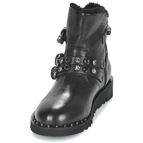 Malonn Noir Chaussures Femme Mimmu Boots jqVUzSMGLp