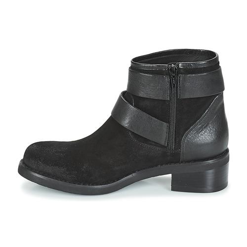 MYLANN Mimmu boots femme noir