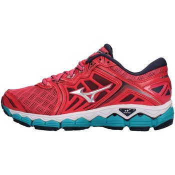 Chaussures Femme Running / trail Mizuno J1GD1702-39 Course Femme Rose Rose