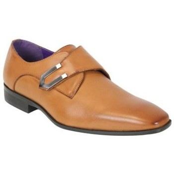 Chaussures Homme Richelieu Kebello Chaussures ELO080 marron
