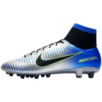 Chaussures Homme Football Nike Mercurial Victory VI DF Neymar Agpro Bleu-Argent