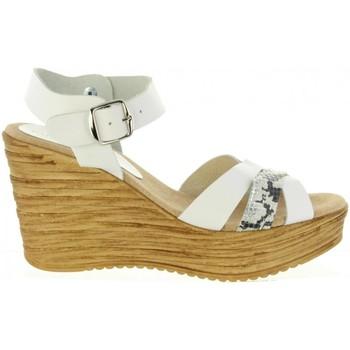 Chaussures Femme Sandales et Nu-pieds Cumbia 31001 Blanco