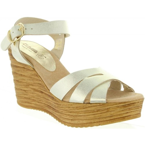 Chaussures Femme Nu pieds 31001 Et Gold Cumbia Sandales N0wP8XnkO