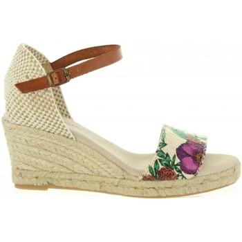 Chaussures Femme Sandales et Nu-pieds Cumbia 31005 Beige