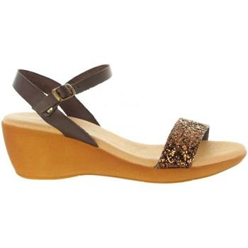 Chaussures Femme Sandales et Nu-pieds Cumbia 31009 Marr?n