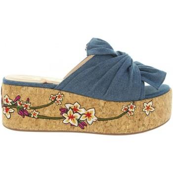 Chaussures Femme Sandales et Nu-pieds Chika 10 ARIZONA 02 Azul
