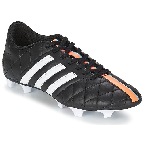 Chaussures Homme Football adidas Performance 11QUESTRA FG Noir / Blanc