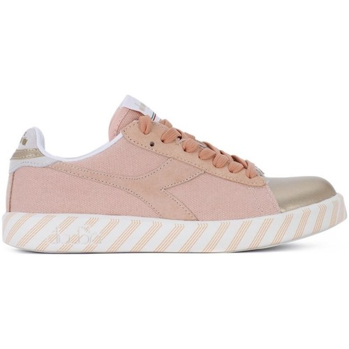 Diadora Game Wide Summer Rose - Chaussures Baskets basses Homme