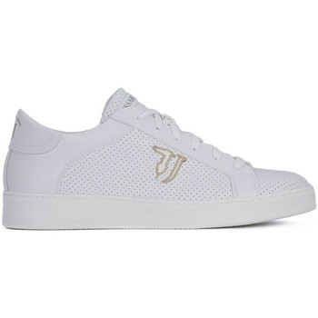 Chaussures Femme Baskets basses Trussardi 79A00221W001 Blanc