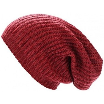Bonnet Guess bonnet maille bordeaux aw6716