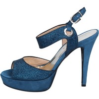 Chaussures Femme Sandales et Nu-pieds Sergio Cimadamore BY133 bleu