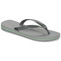 Chaussures Tongs Havaianas BRASIL Gris