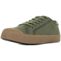 Chaussures Homme Baskets basses Palladium Pallaphoenix OG Canvas Olive Night vert