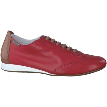 Chaussures Femme Baskets mode Mephisto Baskets BECKY Rouge