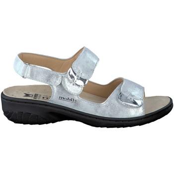Chaussures Femme Sandales et Nu-pieds Mephisto Sandale nubuck GETHA Rouge